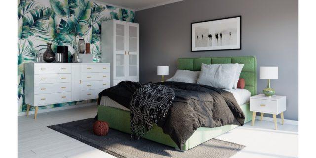 Łóżko drewniane czy tapicerowane