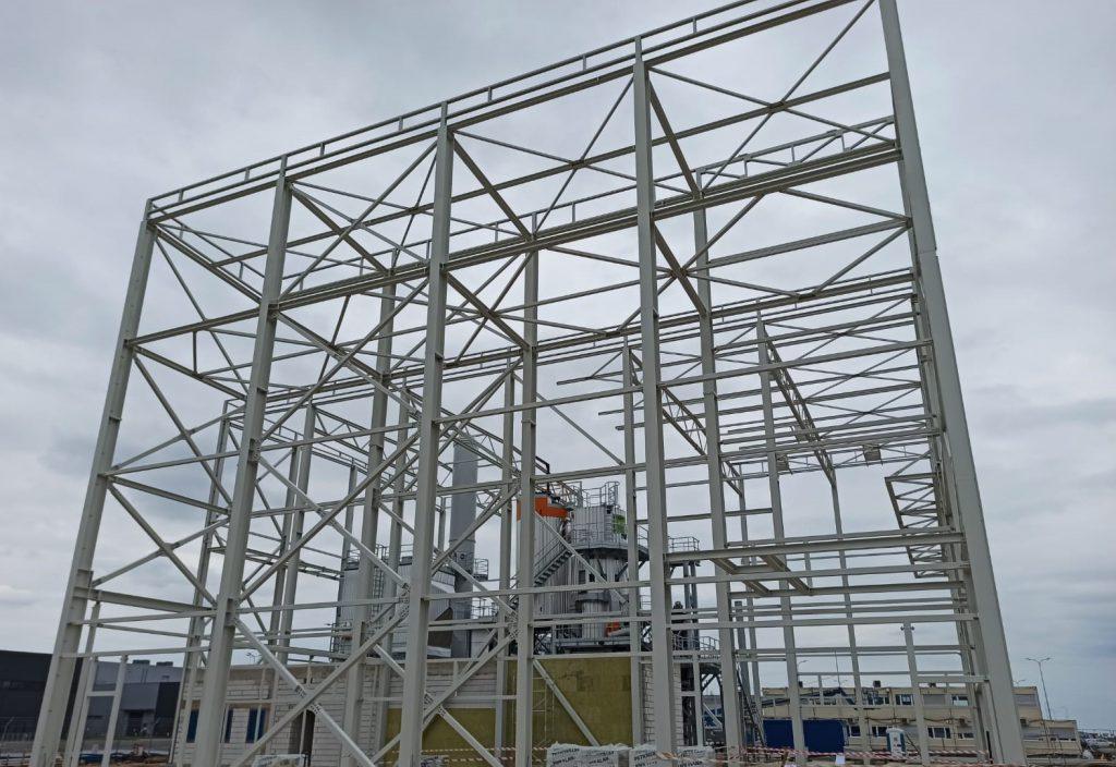 Montaż konstrukcji stalowej Opolskie