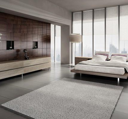 białe łóżka do sypialni