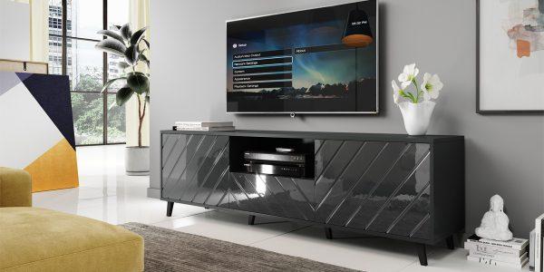 Jak wybrać idealną szafkę RTV do salonu? Sprawdź nasz poradnik
