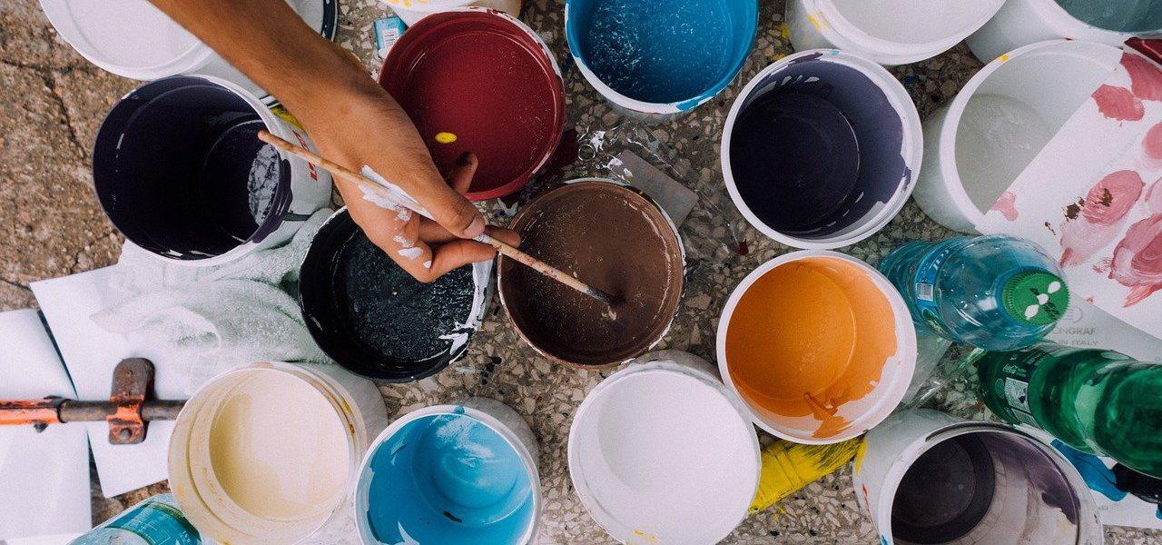 Jak dobrze pomalować ściany w kuchni