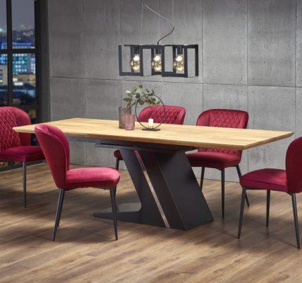 Nowoczesne stoły do jadalni